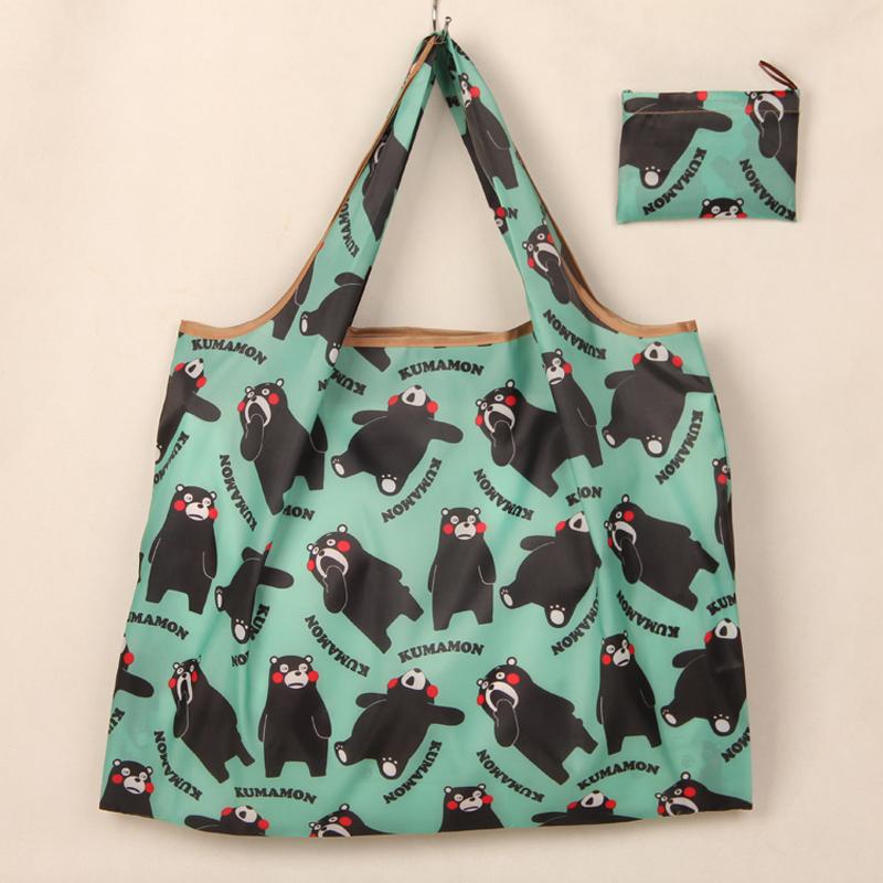 轻便折叠迷你便携简约可爱大型号超市购物包环保袋买菜袋子手提袋