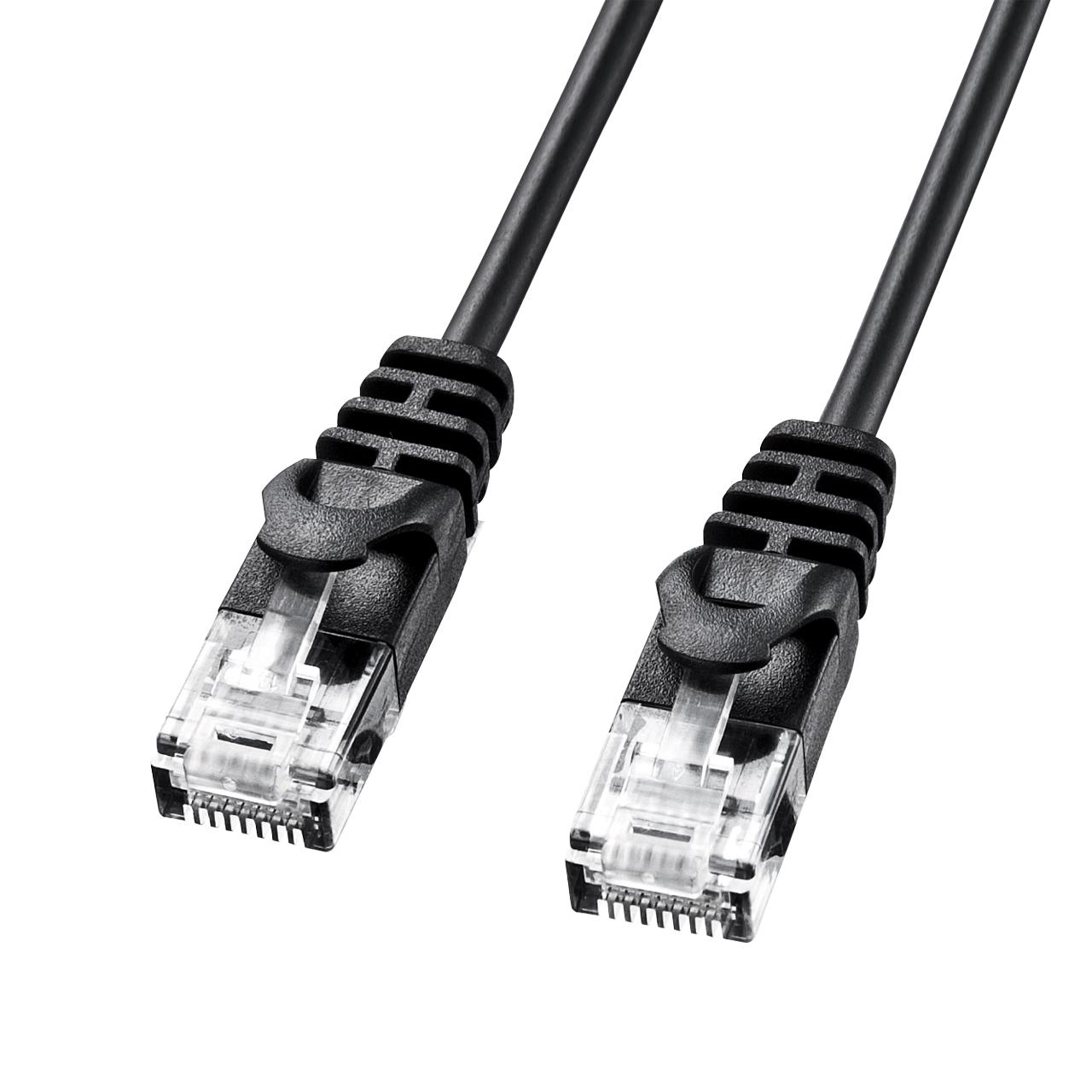 山业SANWA CAT6网线 千兆六类网线 高速稳定纤细柔软易布线