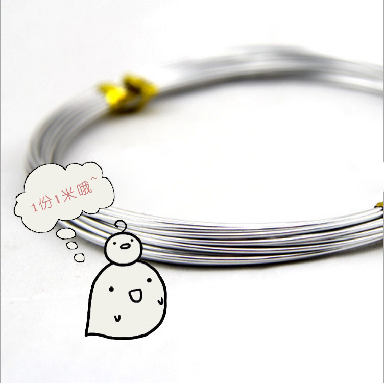 [meow] BJD baby rubber covered aluminum wire tie bar maintenance self made tools to enhance self-reliance and mobility
