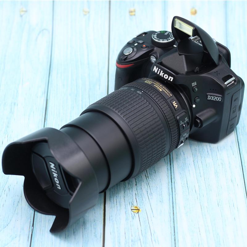 尼康D3200入门旅游高清专业数码单反家用照相机D3300 D3400
