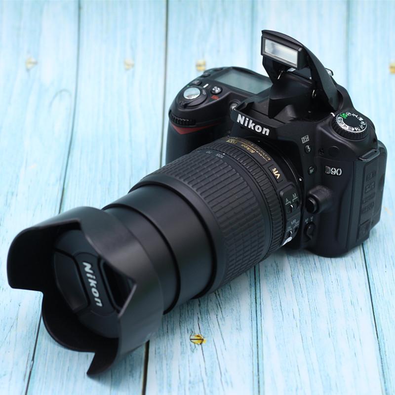 Nikon/尼康D90数码单反相机套机新手高清摄影旅游婚庆D7000D7