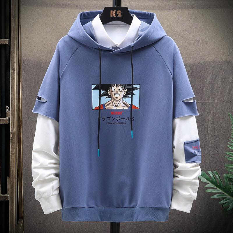 展架W020-P55男士长袖t恤青年春秋季打底衫学生韩版大码卫衣