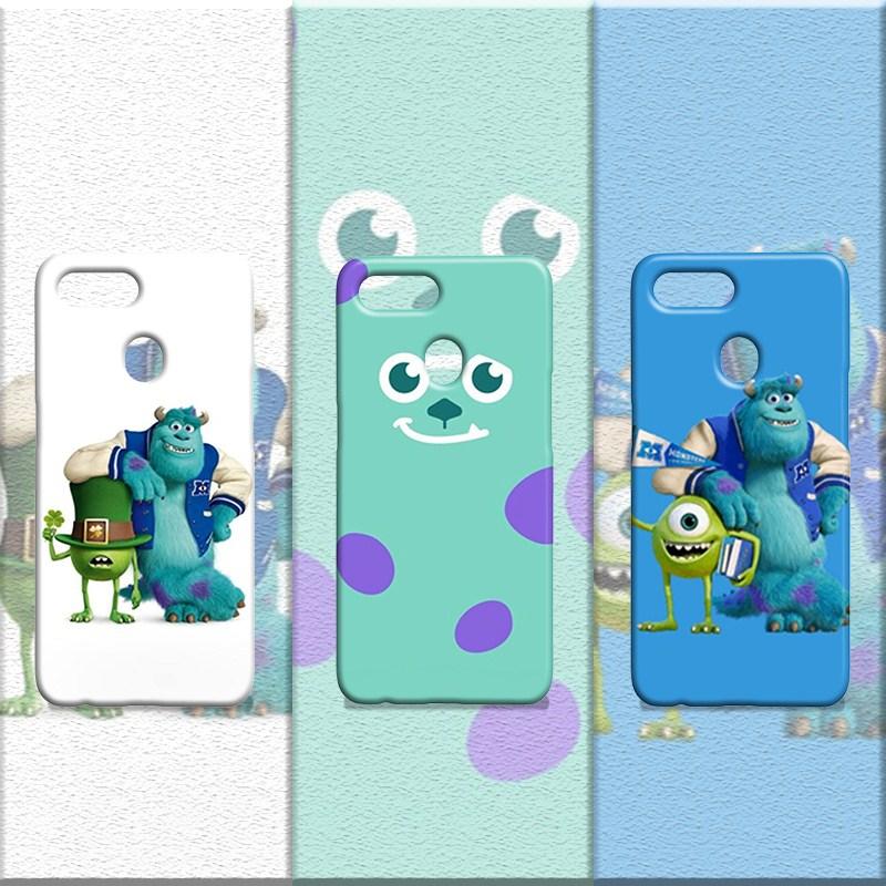 携帯電話カバー電力会社毛毛怪携帯ケースf 9 f 9 ProハードケースF 9 F 9 Pro保護ケースOPO
