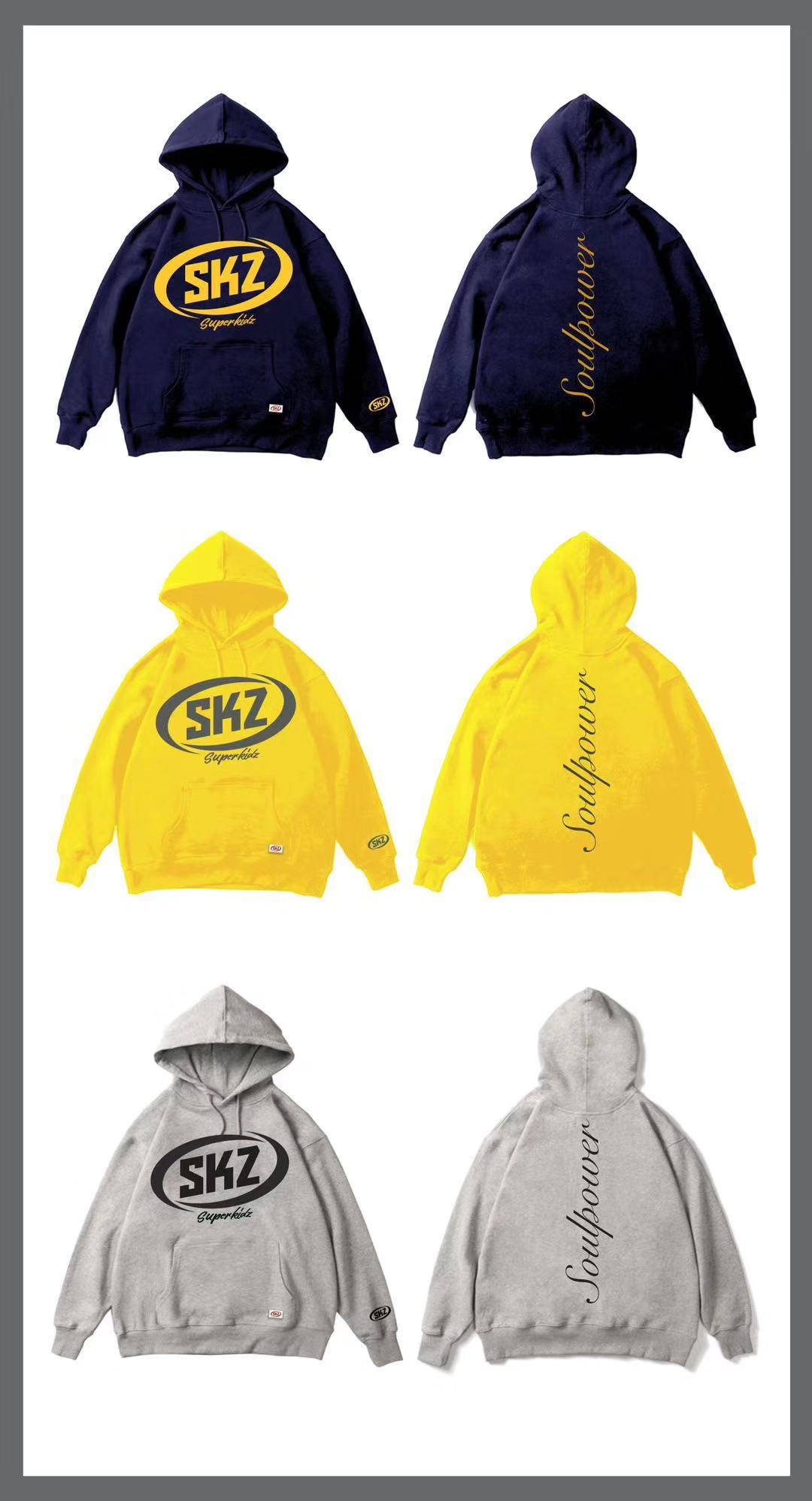 Toppai high end group hip hop team class clothes DIY advertising T-shirt cotton round neck Hooded Sweater