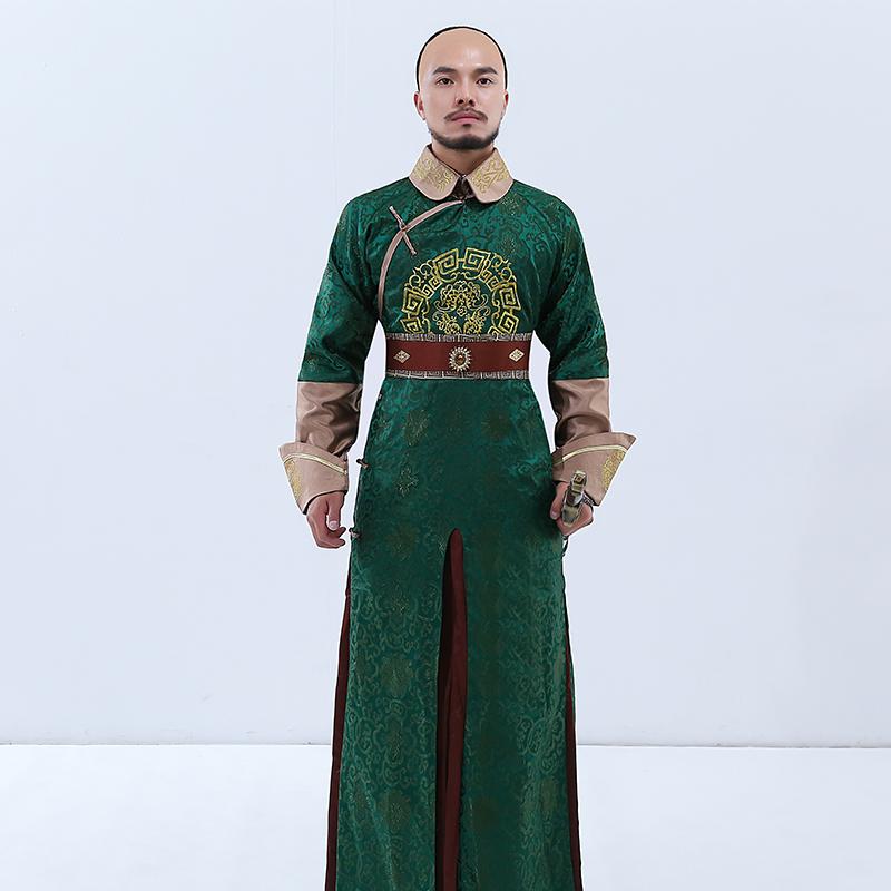 珂卡蝶步步惊心同款古装清朝阿哥服影视男装阿哥王爷皇帝服演出服