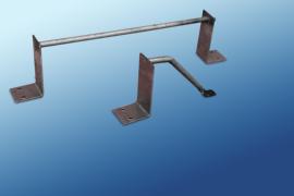 省工帮新型建材 墙柱定位筋支持定制全国发货定位筋定位板