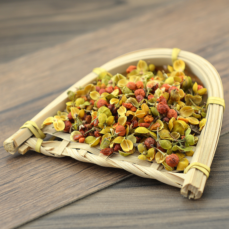 Selection of 250 grams of Albizzia julibrissin flower buds by Jingxuan