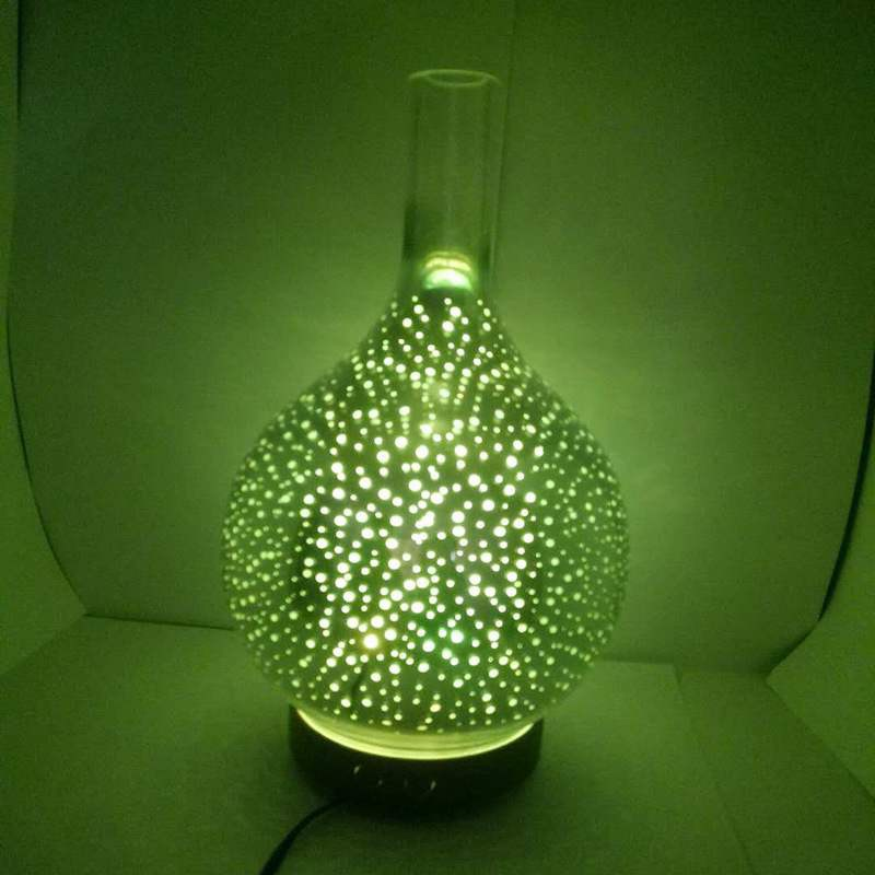日本购高瓶机空气 花瓶外形香薰机 家用生活电器小加湿器机械式交