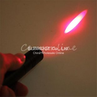 Pointer Light 301 Aerometal Powerful Focus Pen Laser Red