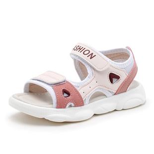 凉鞋2019新款夏季小女孩儿童鞋子