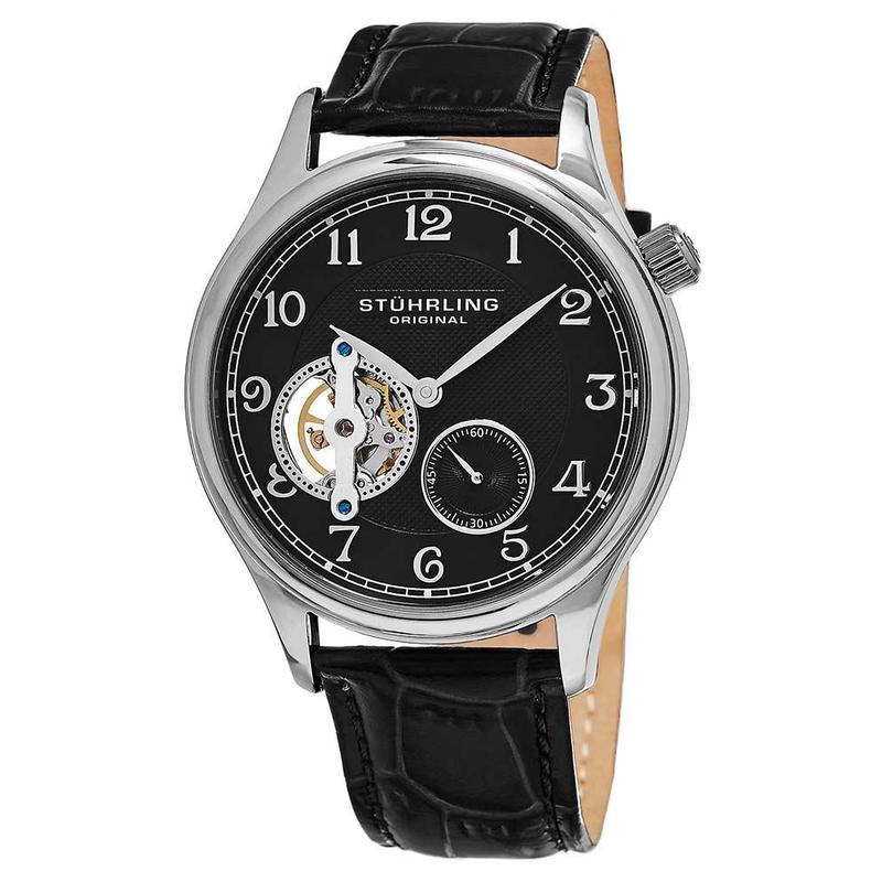 Stuhrling Turing watches overseas purchase 983.02 mens counter fashion classic punk trend personality