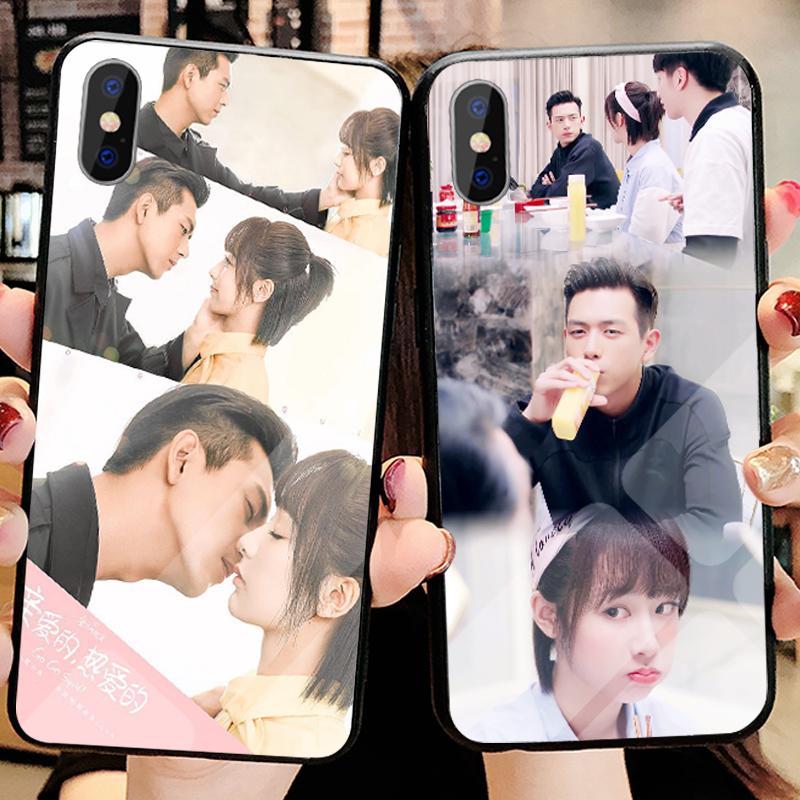 韩商言李现同款苹果x可爱六手机壳11-03新券