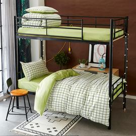 被子宿舍单人学生套装三件套被芯床单床垫被褥六件套0.9m寝室1.2m