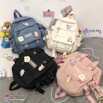 迷你多用小双肩包日本小众新款小巧背包包2021年新款逛街出游包