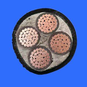 天津小猫线缆4芯ZR-YJV22 4×95阻燃国标无氧铜铠装地埋电力电缆