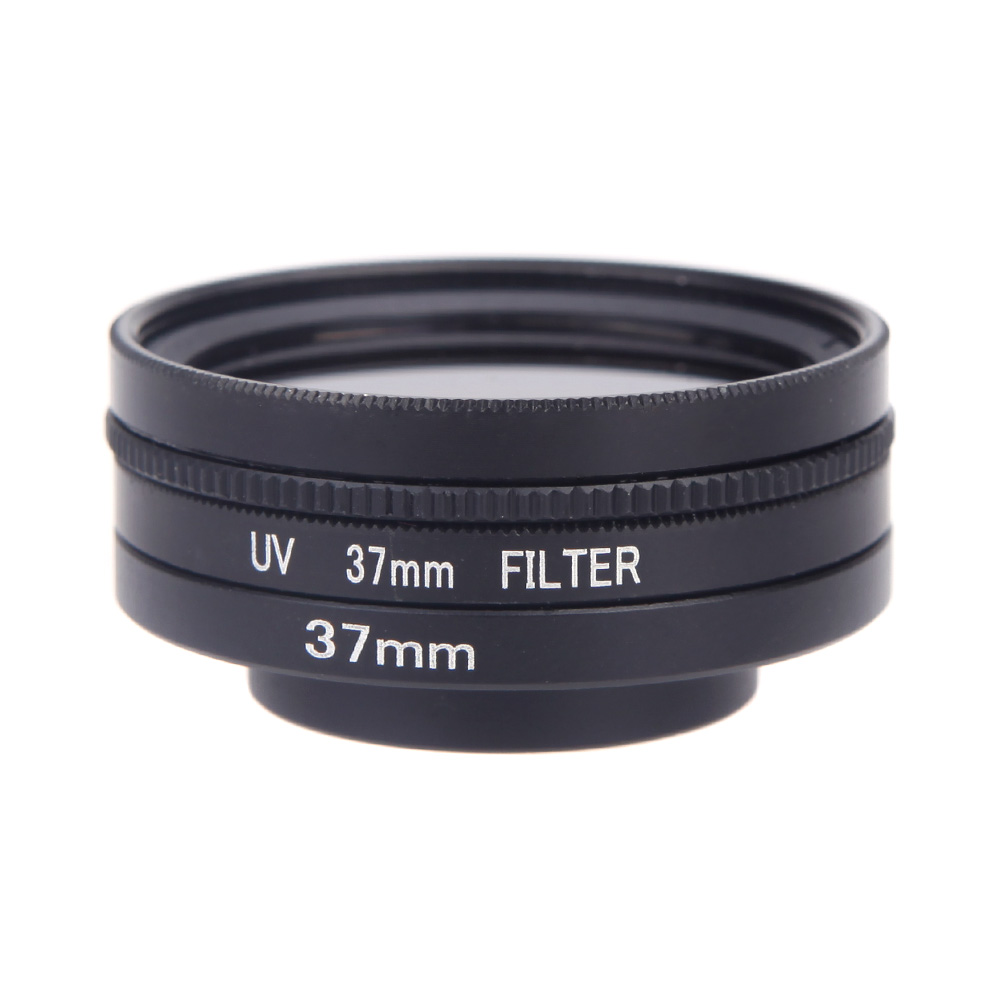 5in1 Optical Glass 37mm Adapter Ring + CPL Filter + UV Lens,可领取元淘宝优惠券