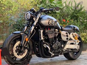 进口本田cb400四缸重机摩托车跑车