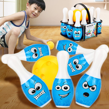 Bowling toy set children's large indoor baby ball sports outdoor toys parent-child boys and girls small