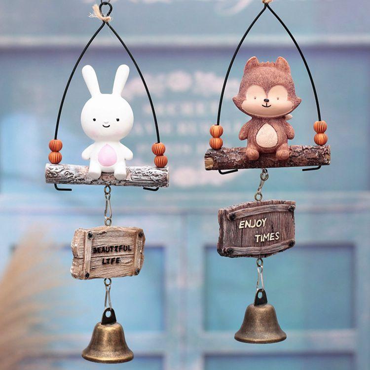 10月14日最新优惠太阳后裔闺蜜朋友生日礼物创意风铃