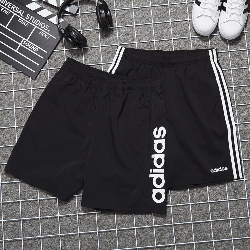 Adidas shorts men's Capris 2020 summer new trend fitness running training pants quick drying sports shorts