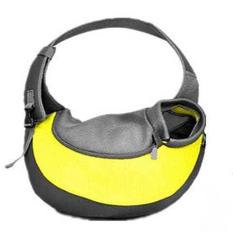 猫狗外出背包宠物前送玩具一份猫咪胸前狗狗袋包包猫包斜跨包包1