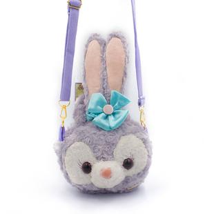 星黛露包斜挎包迪士尼挎包周邊包手提包卡通兔子包包史黛拉兔包