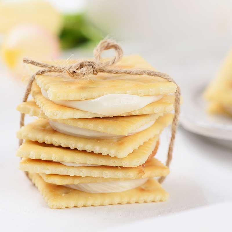 佳为粗粮乳酪夹心薄脆营养早餐饼干整箱800g组合福建特产网红小吃