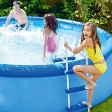 INTEX Inflatable Swimming Pool Super Large Household Adult and Children Swimming Pool Thickening and Heightening Family Playing Pool