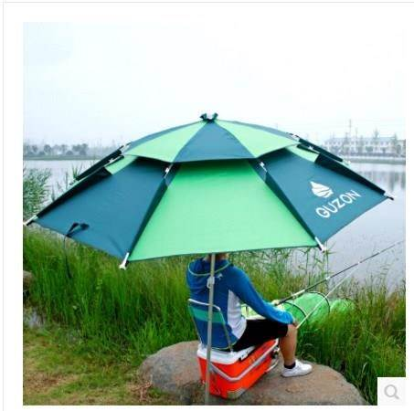钓鱼伞1.8新款鱼具2伞杆便携包邮收纳袋2.6大号2018年雨伞清仓钓