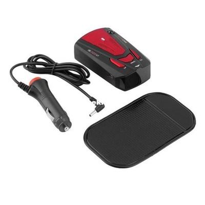 car anti speed radar detector, 360 voice alert russian/engli