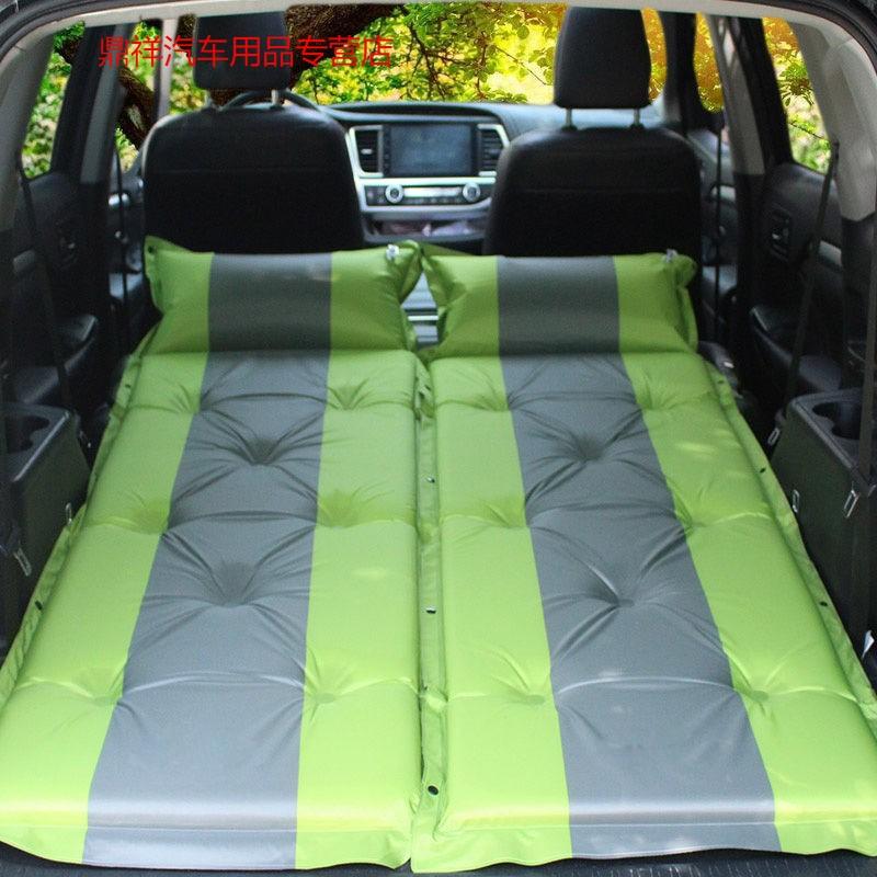 11月28日最新优惠车载旅行床SUV汽车充气床后备箱床垫睡垫自动充气帐篷垫子车用床