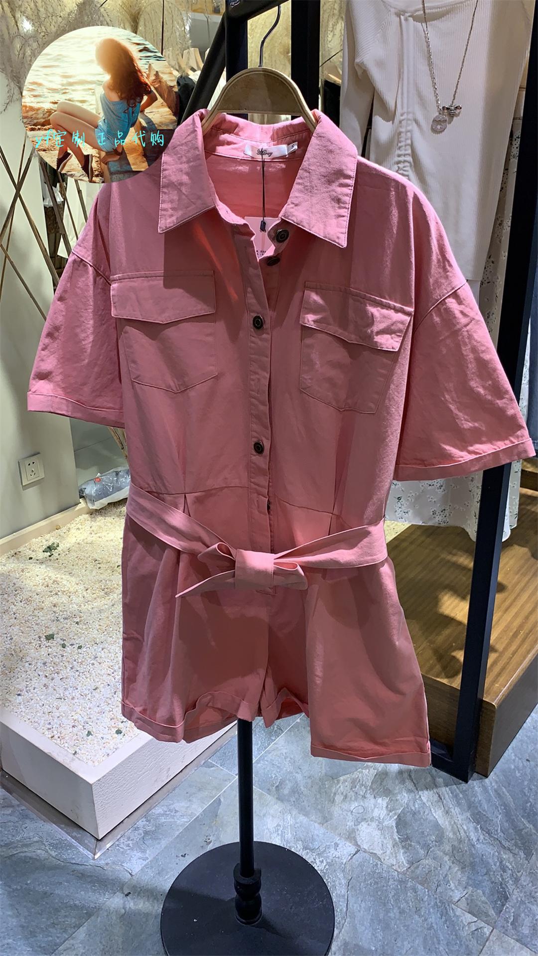 麦诺伊2020夏季shop1972工装风连体裤女MR220261026