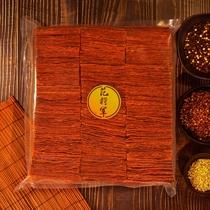 四川成都特产牛肉干零食礼盒装食品送礼整箱806g张飞浓情厚礼
