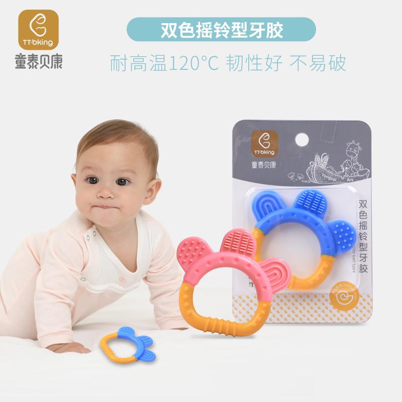 Игрушки для прорезывания зубов / Детские зубные щетки Артикул 573133417949