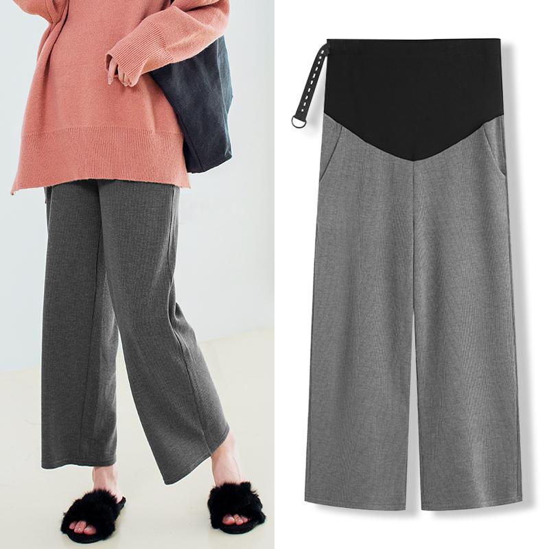 外穿秋季2019新款针织孕妇孕妇裤子12月02日最新优惠