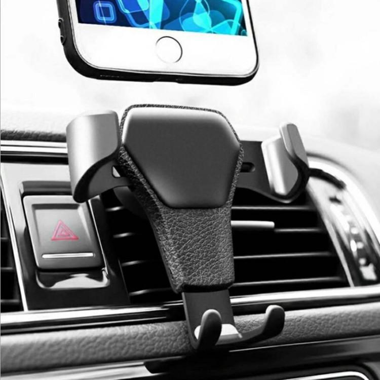 车载手机支架汽车内出风口万能通用型多功能重力支撑导航架手机座
