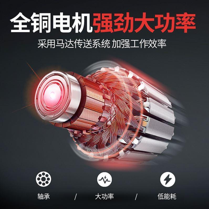 Electric drill, electric gun drill, impact drill, household multi-functional electric screwdriver tool gsb180li