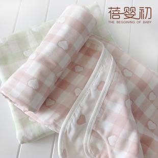 纯棉纱布婴儿浴巾宝盖毯空调毯纱布新生儿浴巾纱布包被