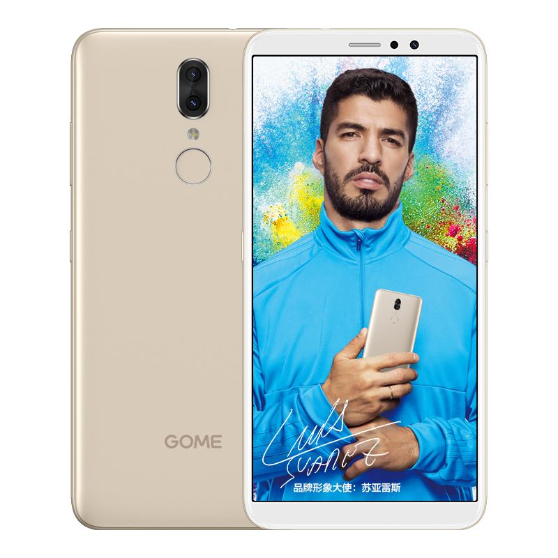 4+64高配 Gome/国美 Fenmmy Note C72全网通4G备用大屏微信QQ手机