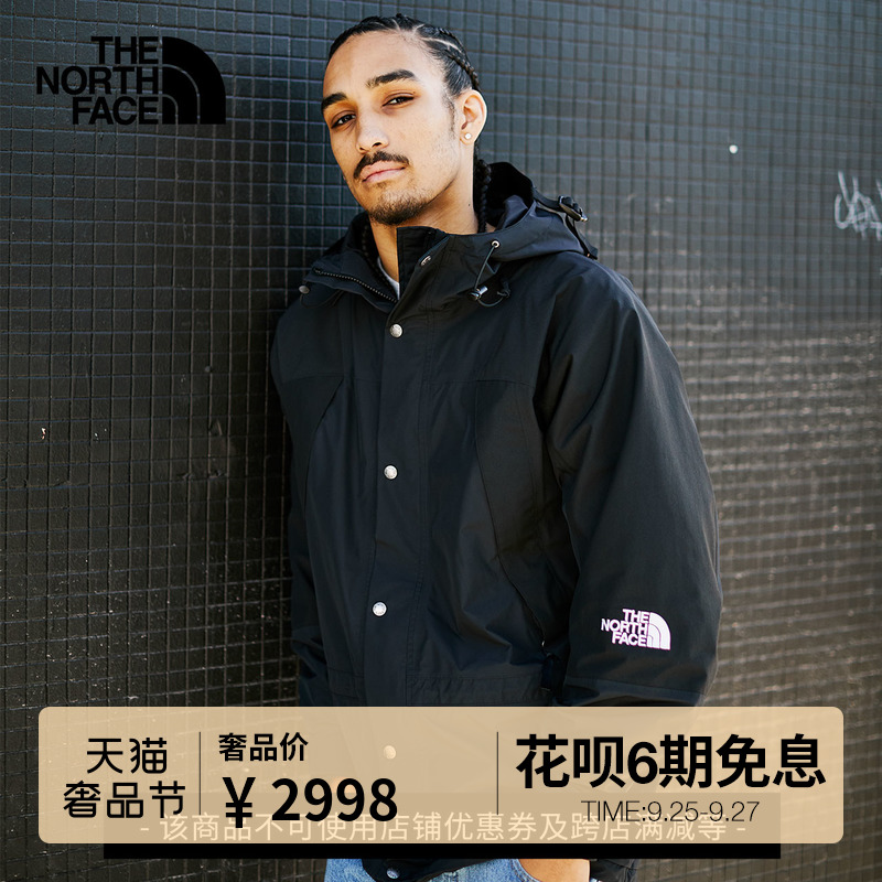 TheNorthFaceUE北面1994MountainLightJacket冲锋衣复刻上新|4R52