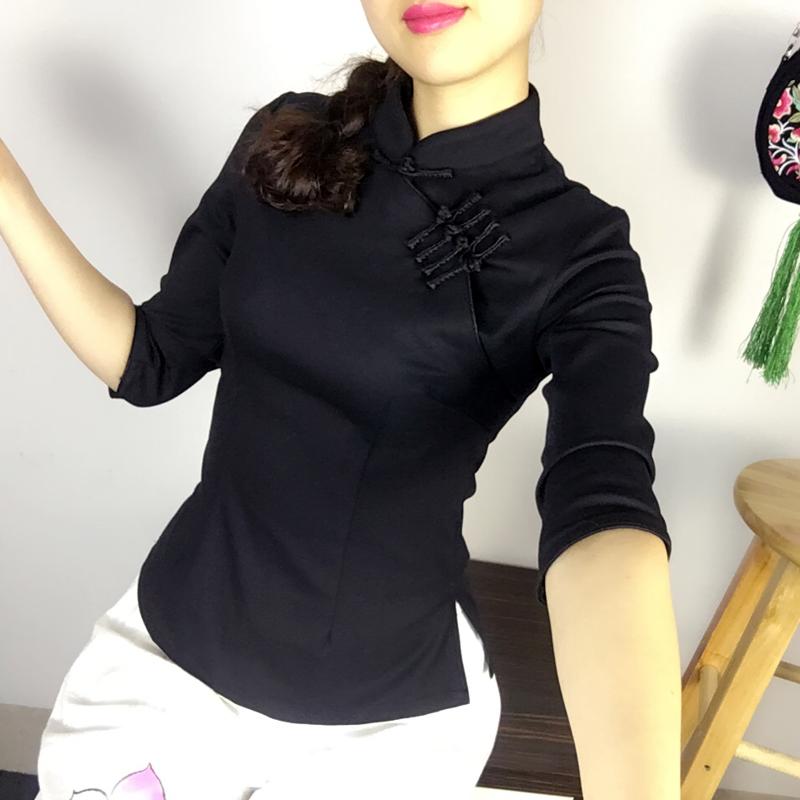 12月01日最新优惠夏日常中国风改良复古盘扣旗袍汉服