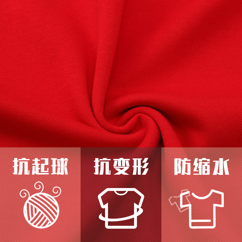 Polo shirt with lapel, short sleeve and necktie collar womens T-shirt work clothes summer enterprise work clothes Custom Embroidered polo shirt