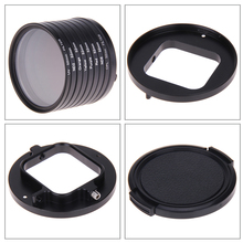 Camera Accessories Lens Filter For GoPro HERO5 HERO 5 52mm 8