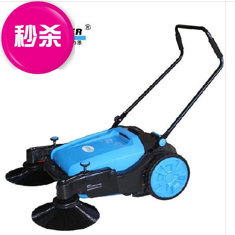 工业扫地机大容量集尘箱垃圾清扫车通用机器人o汽车站可调节手推