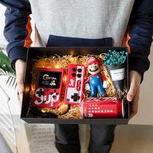 领5元券购买生日礼物送给男生男士男朋友老公创意特别实用父亲节61六一儿童节