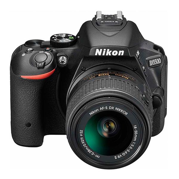 全新Nikon/尼康D5500套机高清入门级数码单反相机D5600带wifi