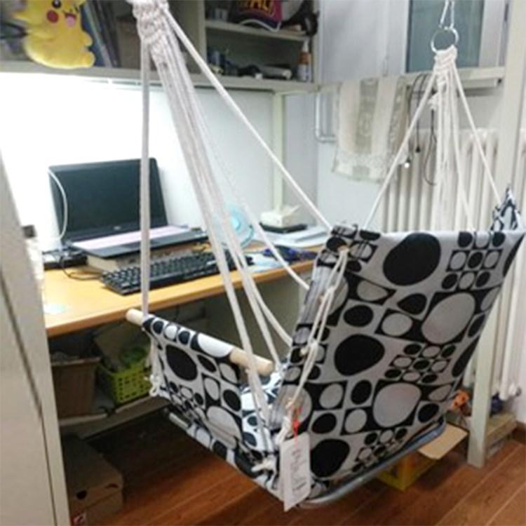吊椅大学生宿舍寝室室内家用摇篮秋千单人大人懒人摇椅子吊床神器