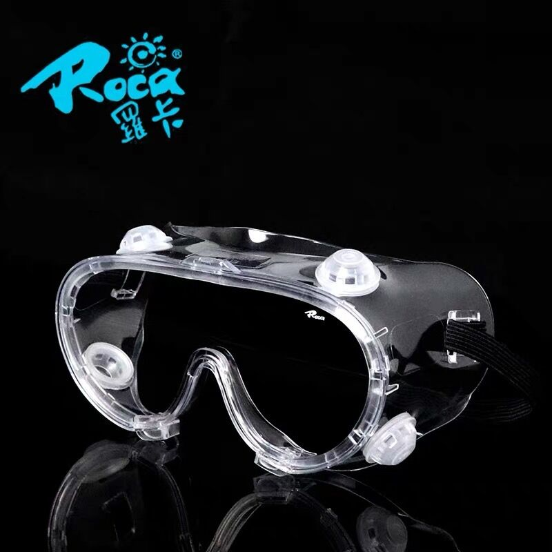 GOGGLES ANTI droplet flat light windproof impact anti splash polishing eye protection goggles for men and women