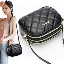 女式新款迷你韩版钭挎包女小包软皮时尚软皮包小巧精致百搭斜挎包