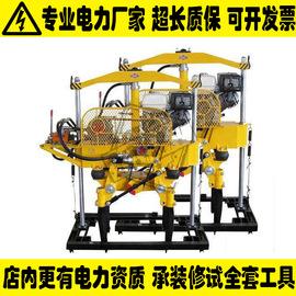 XYD-2铁路线路内燃液压捣固机道岔液压捣固机铁路道碴捣固机图片